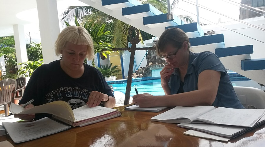 Our Spanish Courses in the Galapagos Islands
